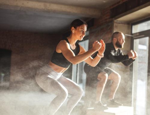 #FitAcasă: Exerciții fizice pentru picioare și posterior