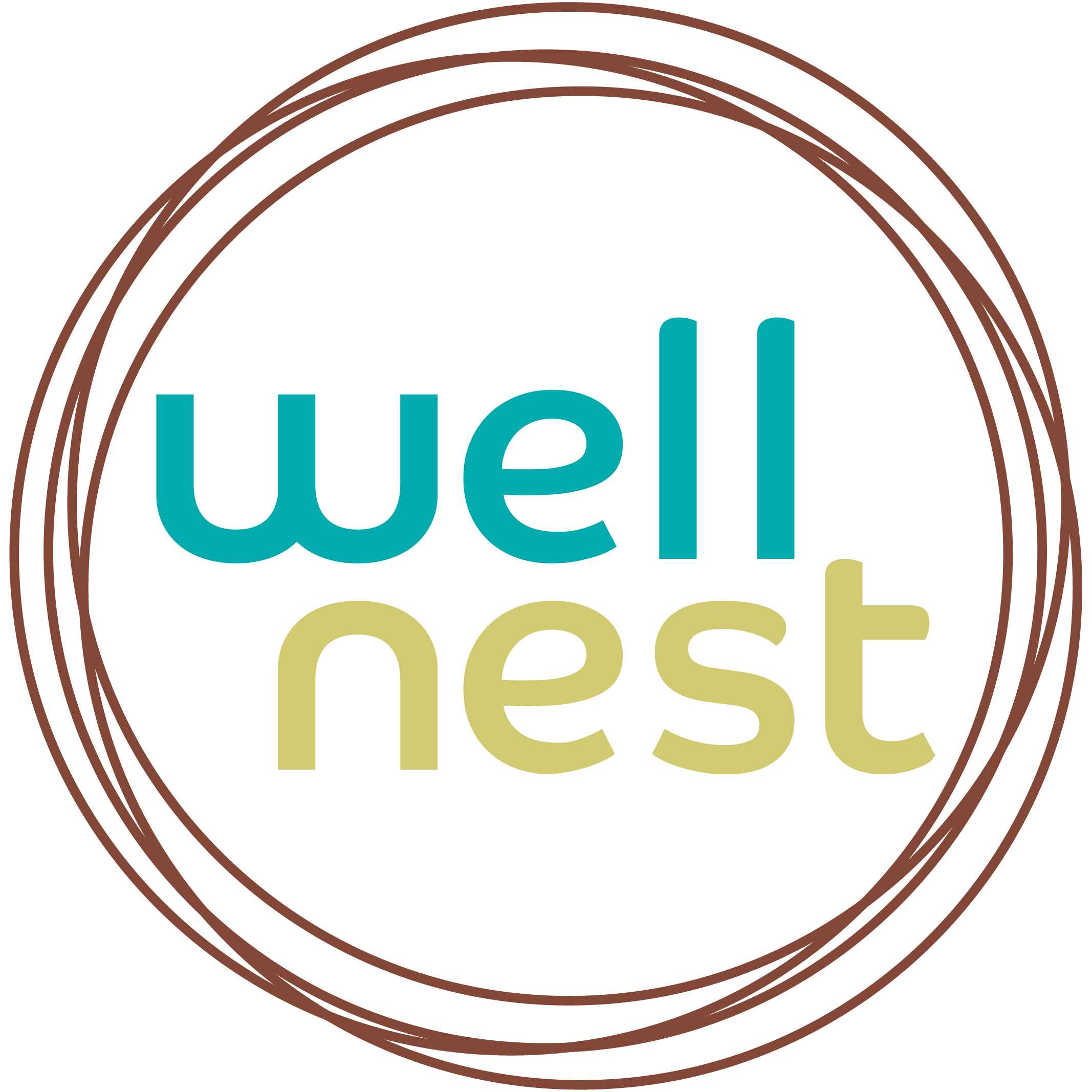 Well-nest.ro Logo