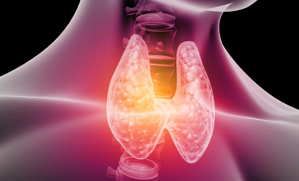 tiroidită și vedere