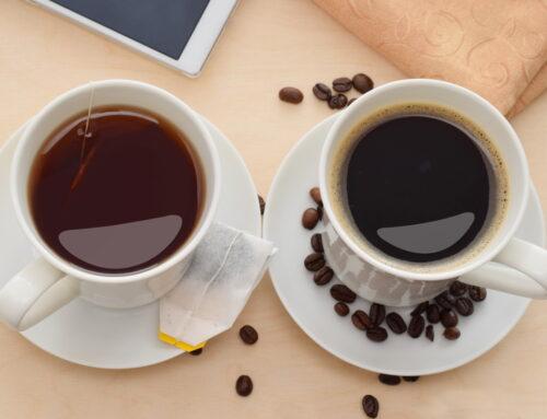 Cafea sau ceai: cum lucrează cele două licori pentru starea ta de bine