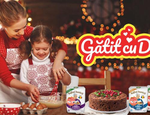 Gătește cu Raftul Bunicii – 4 rețete cu bunătăți de sezon care îți sprijină imunitatea