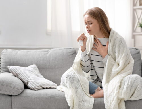 Tusea seacă: de ce apare și cum o tratezi