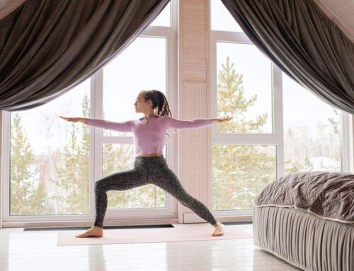 Top 5 aplicații care te pot ajuta în practica yoga