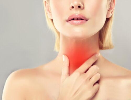 Glanda tiroidă: ce este și cum îți ajută organismul